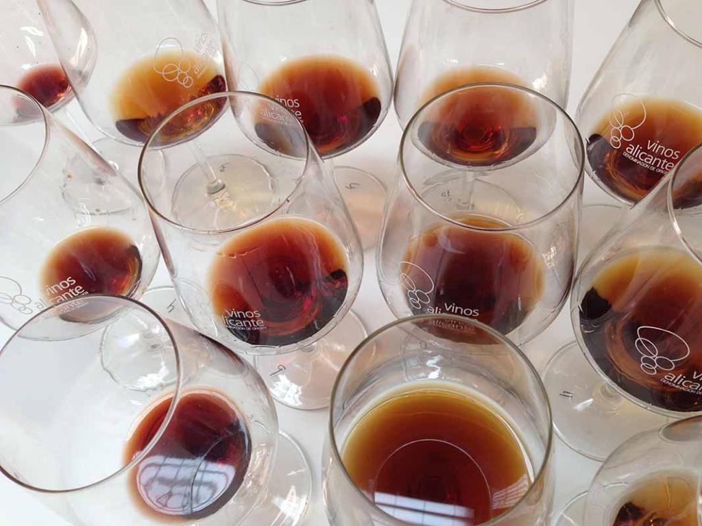 Fondillón Alicante Vinos Mediterráneos