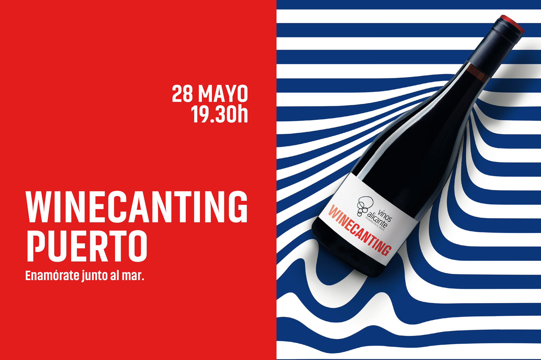 Evento Winecanting