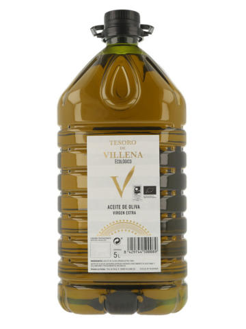 Tesoro de Villena 5 litros ecológico