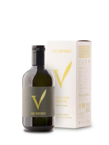 """""""Las Virtudes"""" en rama 0,50 cl. Ecológico"""