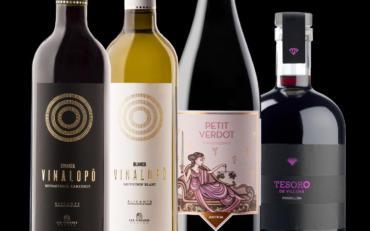Cuatro medallas de oro Gilbert & Gaillard 2019 para los vinos de Bodega Las Virtudes