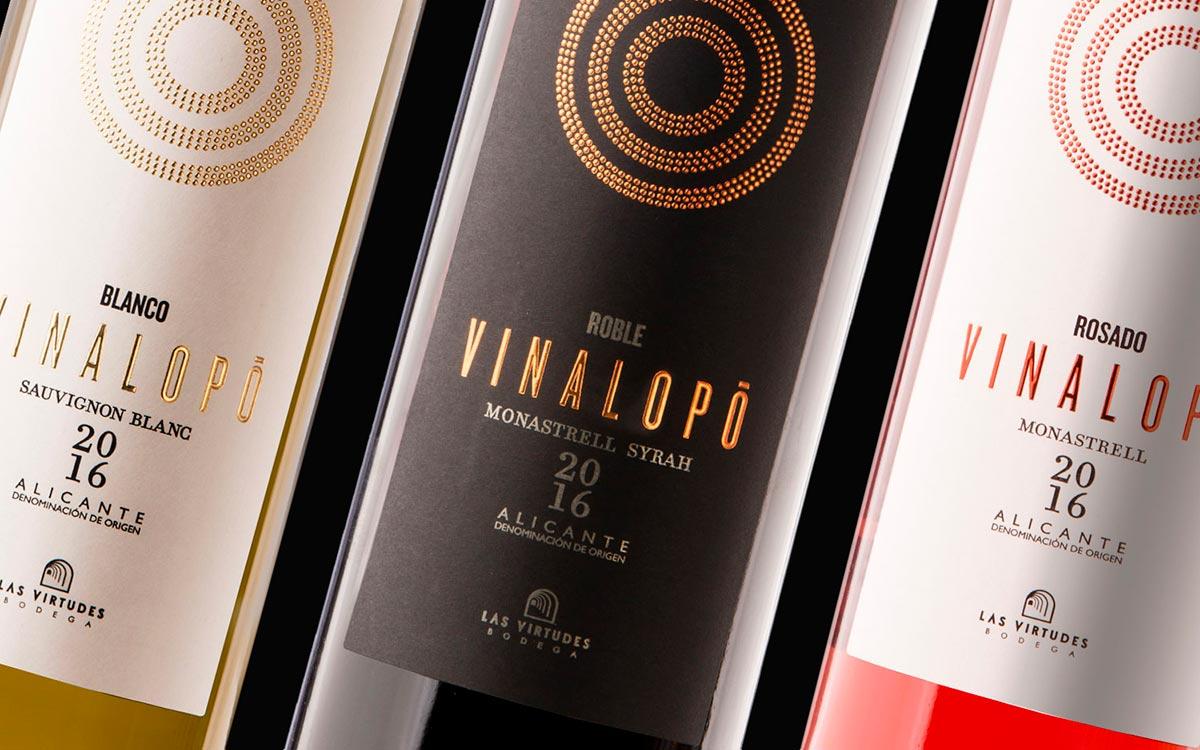 Diferencias entre el vino tinto, rosado y blanco.
