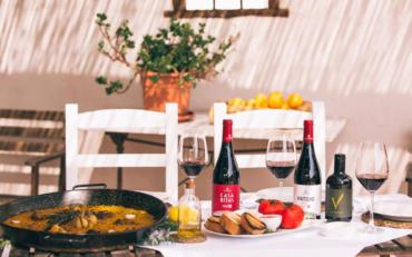 El vino en la dieta mediterránea
