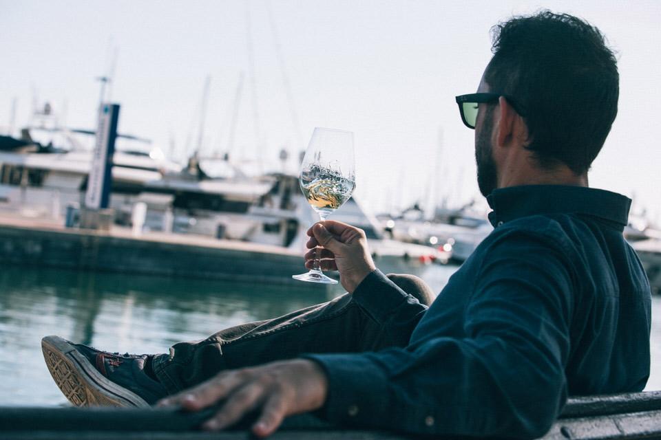 vinos blancos mediterráneos