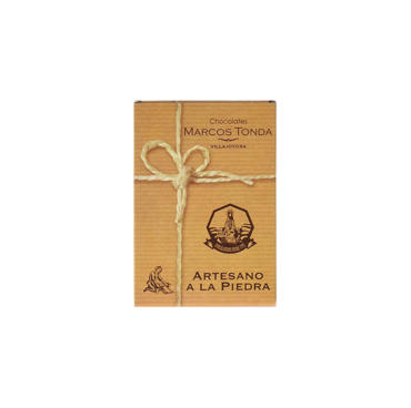Chocolate artesano piedra Tonda