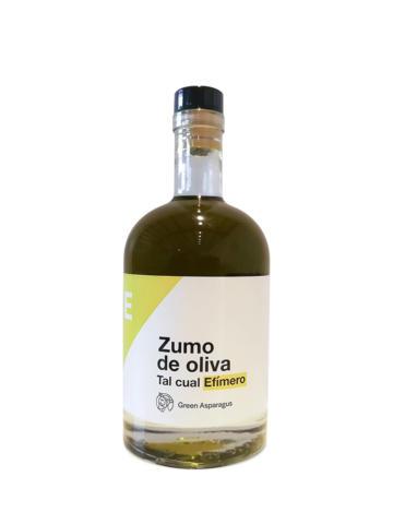 Tal Cual Efímero Aceite Oliva Green Asparragus
