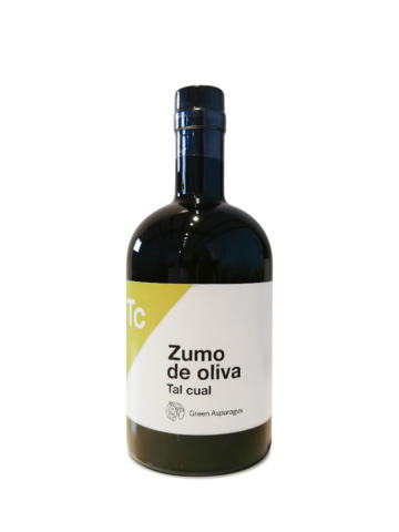 Tal Cual Aceite Oliva Green Asparragus