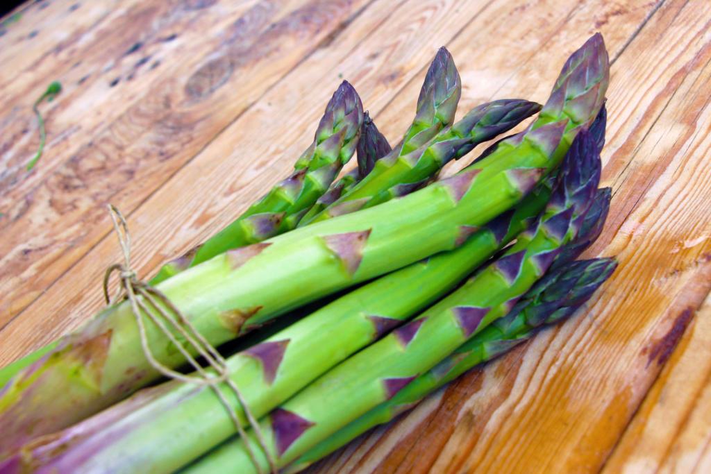 Green Asparagus Espárragos de Villena Tesoro Mediterráneo