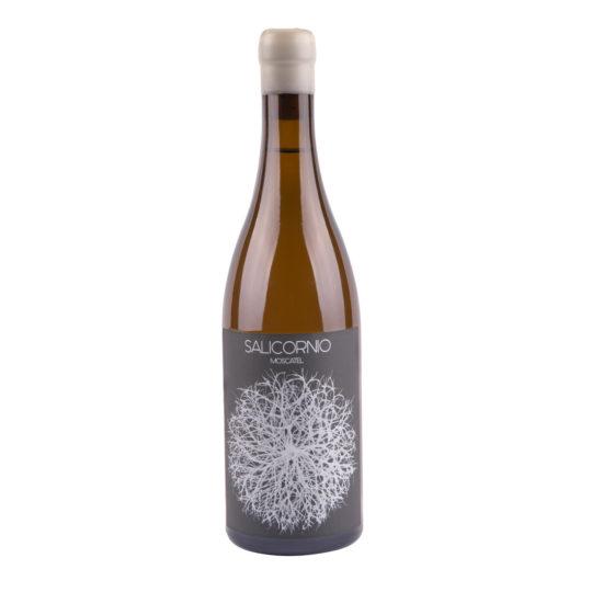 Vino blanco Salicornio